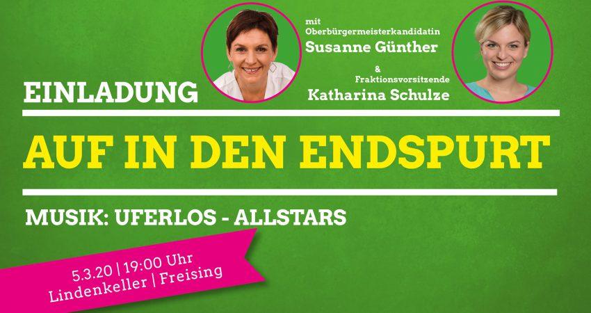 Kata Schulze kommt nach Freising