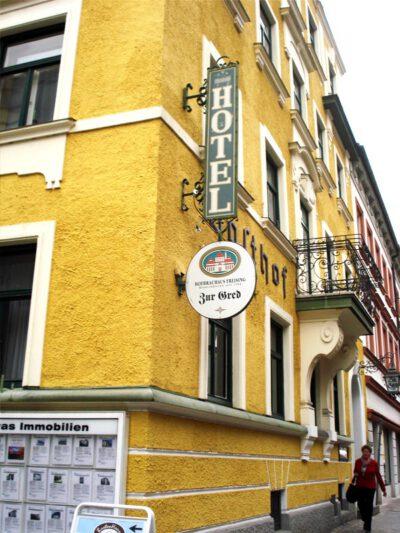 Hotel Zur Gred