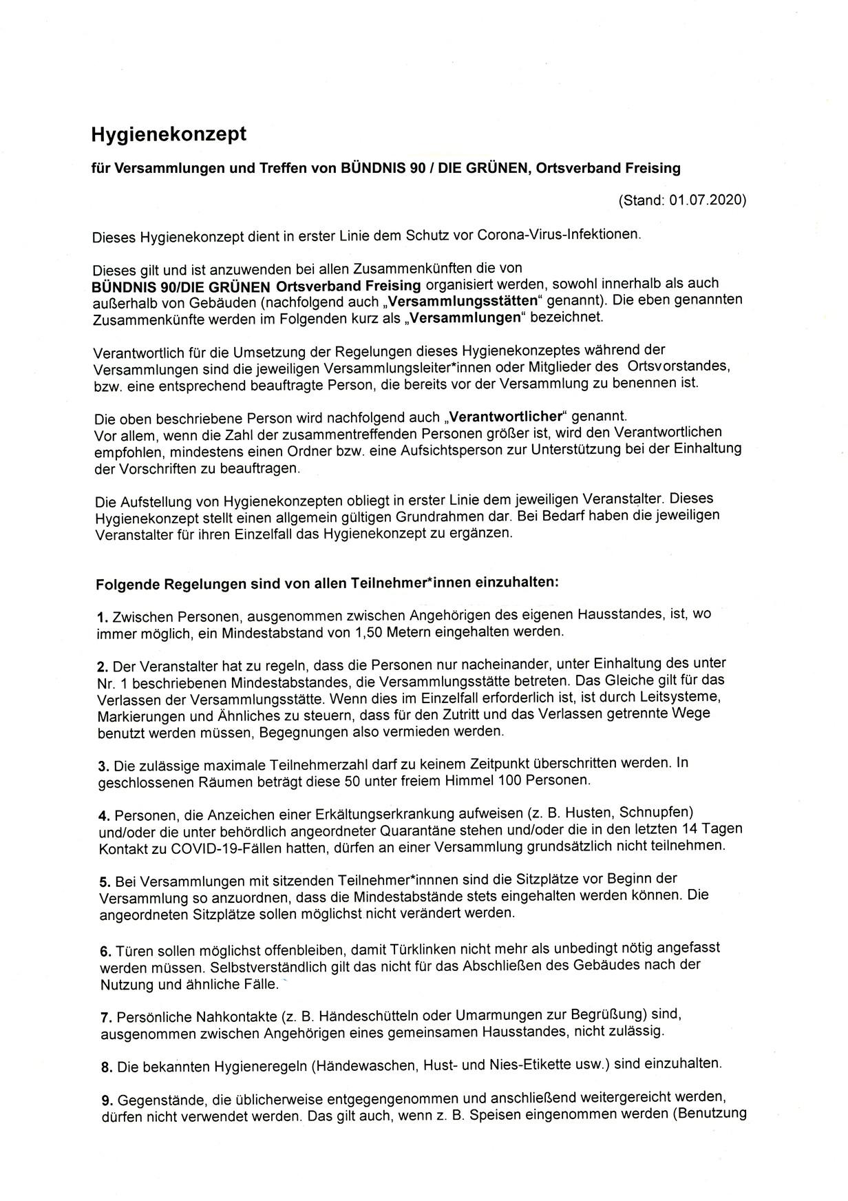 Hygienekonzept-OV-Freising-Seite-1von2